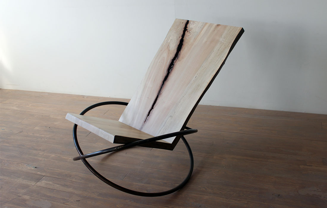 Bascule Chair Original André Joyau