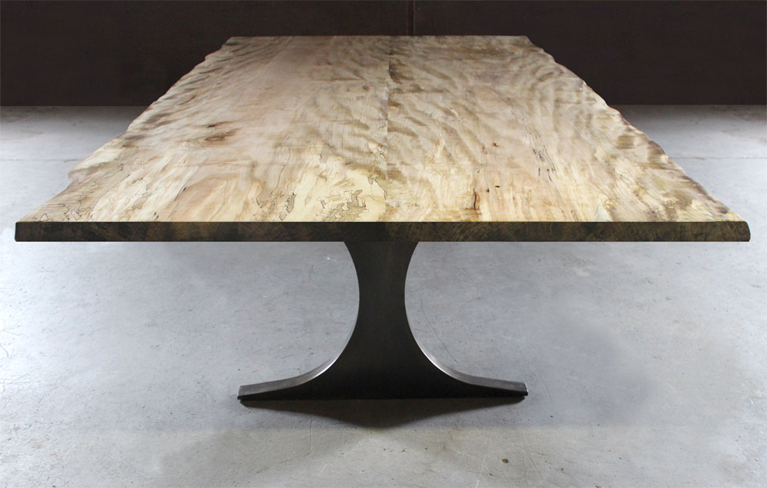 Spalted Maple Dining Table Andr Joyau